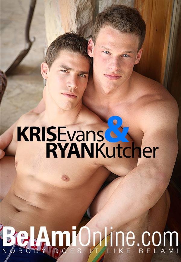 Kris Evans & Ryan Kutcher (Couples Photo Session) at BelAmiOnline.com