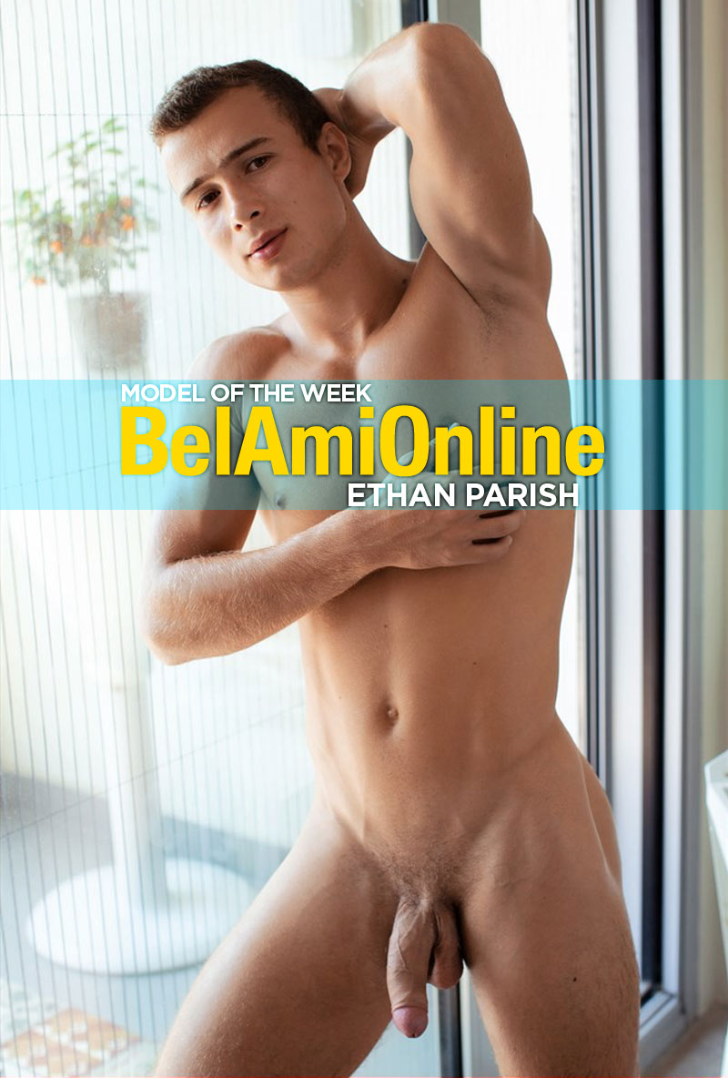 Ethan Parish (Model of the Week) at BelAmiOnline.com