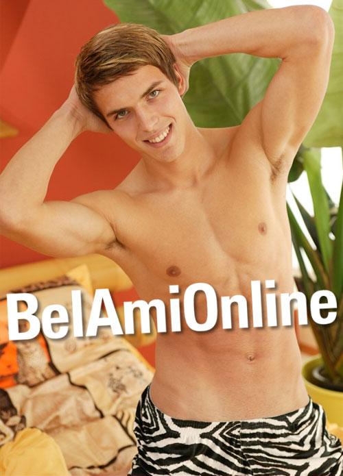 Luc Varela at BelamiOnline
