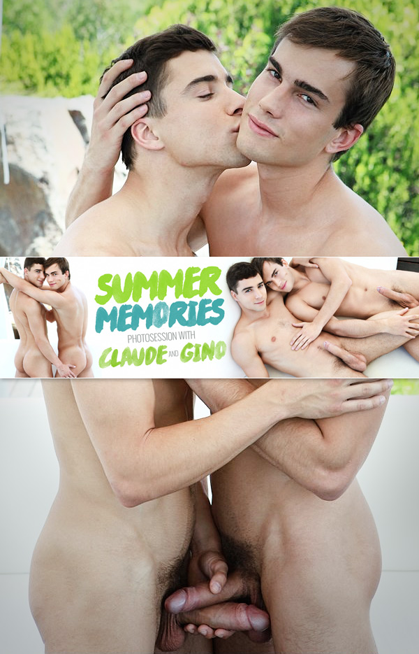 Summer Memories with Gino Mosca and Claude Sorel at BelAmiOnline.com