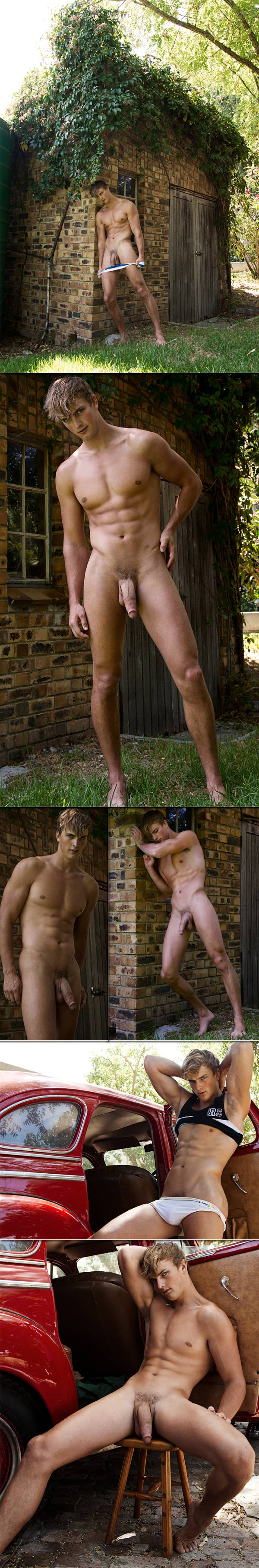 Mick Lovell (Art Collection) (South Africa Photoshoot) at BelAmiOnline.com