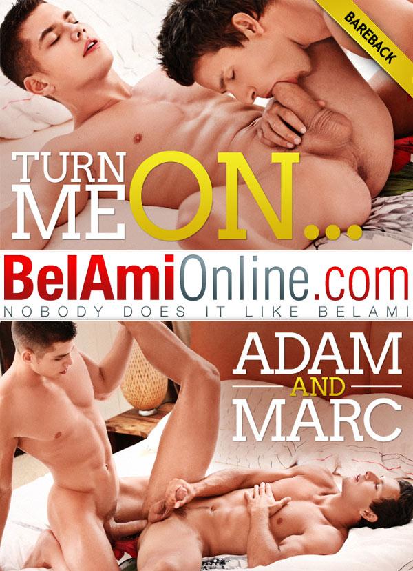 Turn Me On (Adam Archuleta Fucks Marc Ruffalo) (Bareback) at BelAmiOnline.com