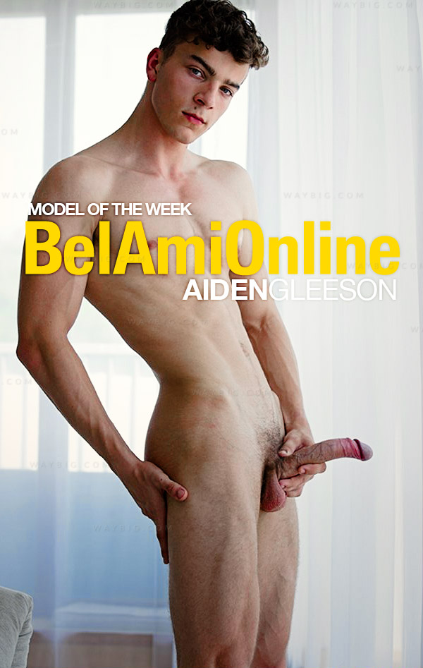 Aiden Gleeson (Model of the Week) at BelAmiOnline.com