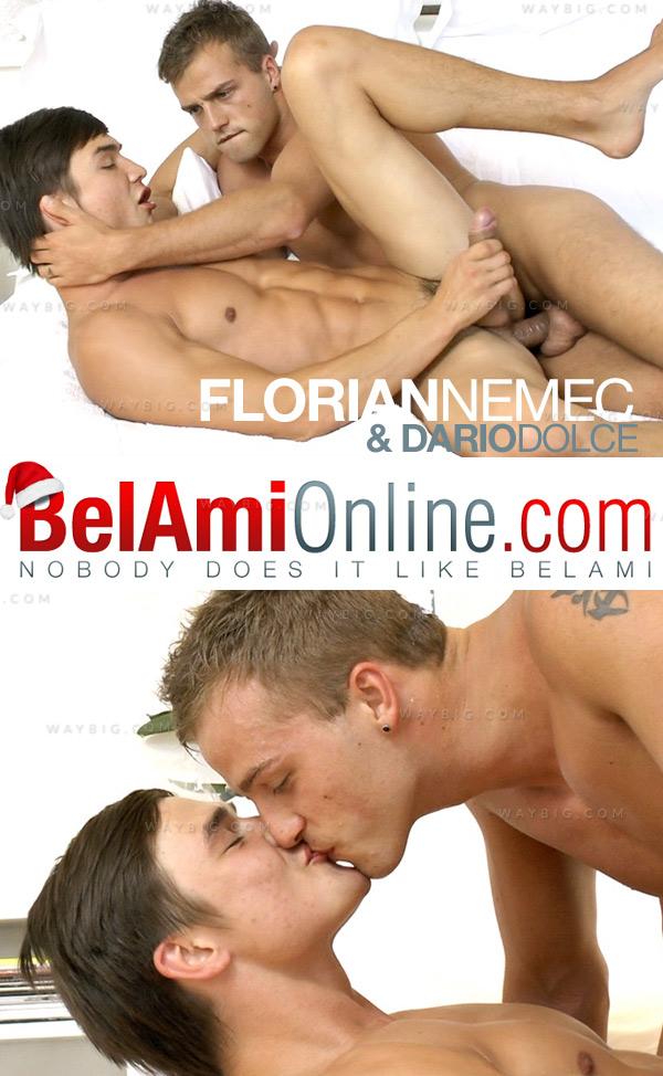 Florian Nemec & Dario Dolce at BelAmiOnline.com