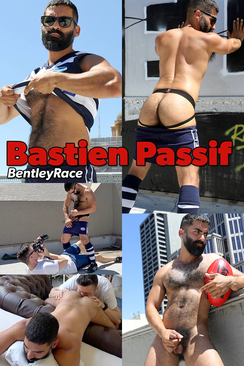 Bastien Passif (My Hot Mate Stripping Naked On My Roof) at Bentley Race