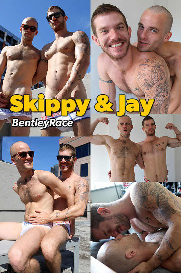 Skippy Baxter & Jay Townsend (The Last Days of Summer in Australia) at Bentley Race