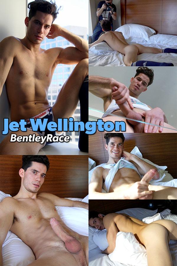 Jet Wellington (Tall & Sexy Sydney Boy) at Bentley Race