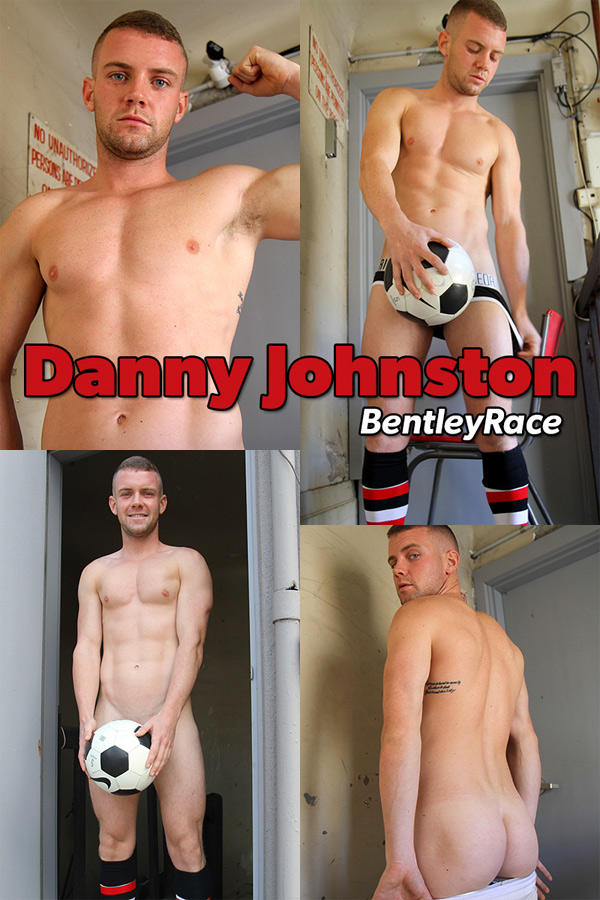Danny Johnston (Showing Off His Thick Scottish Cock) at Bentley Race