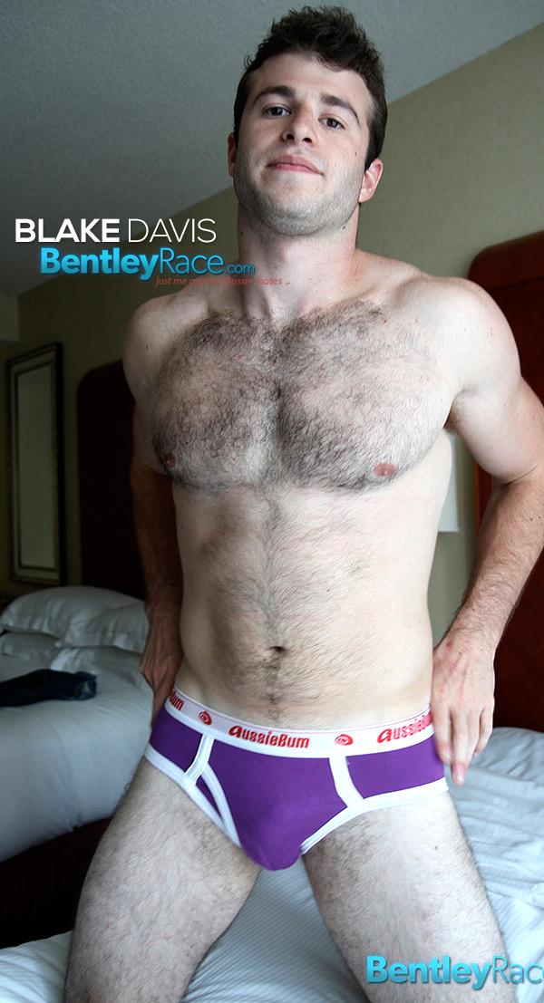 Blake Davis at Bentley Race