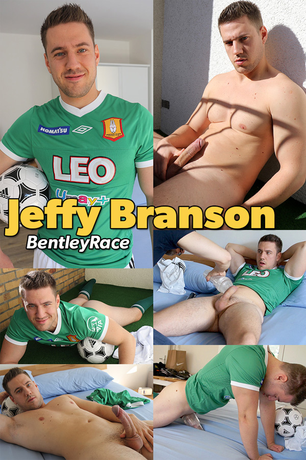 Jeffry Branson Delivers a Cum Facial at Bentley Race