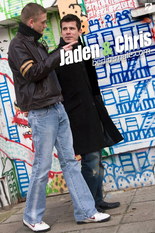 Jaden + Chris at Berlin-Male