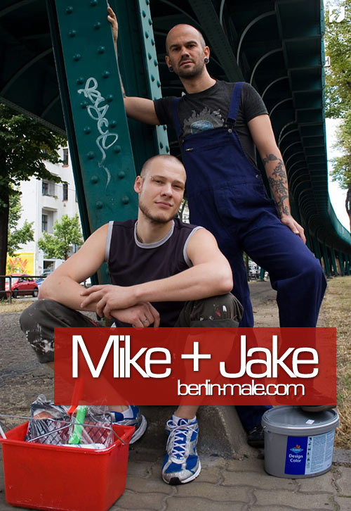 Mike + Jake at Berlin-Male