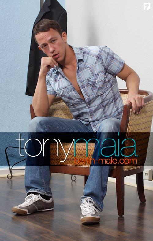 Tony Maia at Berlin-Male