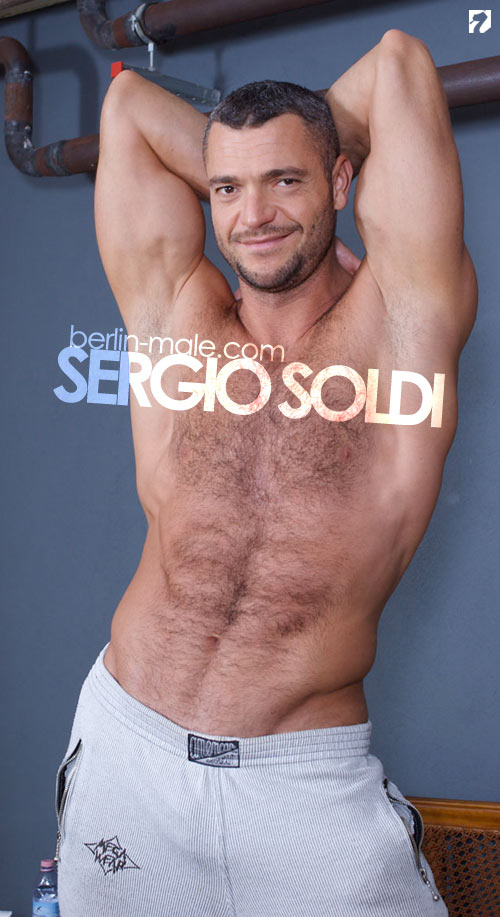 Sergio Soldi at Berlin-Male