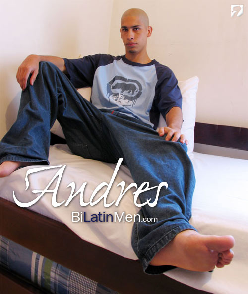 Andres at BiLatinMen.com