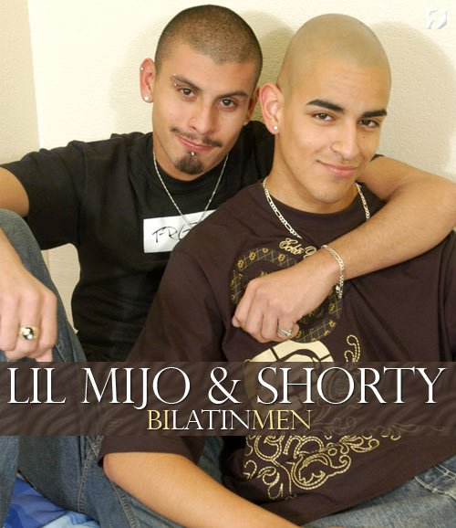 Lil Mijo & Shorty at BiLatinMen.com