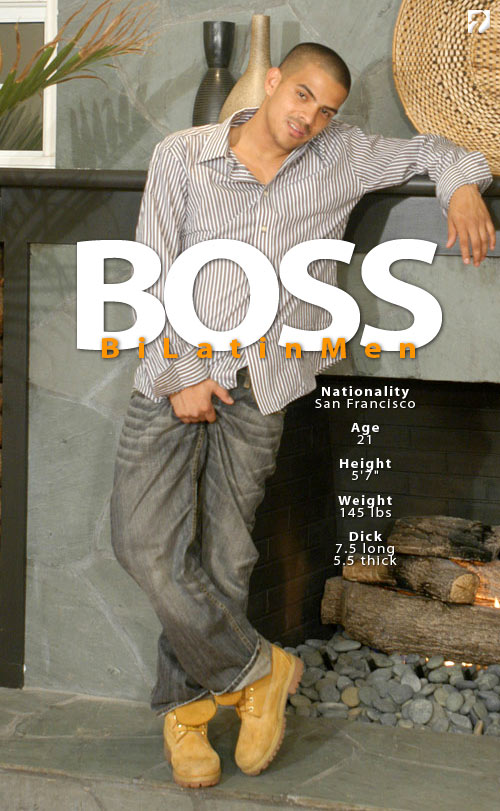 Boss at BiLatinMen.com