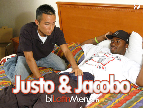 Justo & Jacobo at BiLatinMen.com