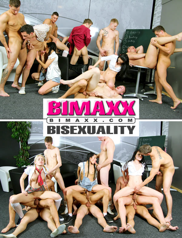 The Ins & Outs Of Bi (Parts 1-3) at BiMaxx