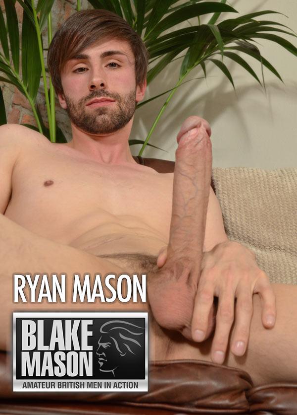 Ryan Mason (Stroking Out A Load With Ryan) at BlakeMason