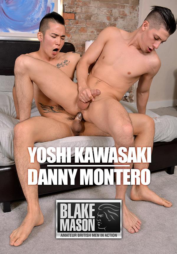 Yoshi Kawasaki Fucks Danny Montero at BlakeMason