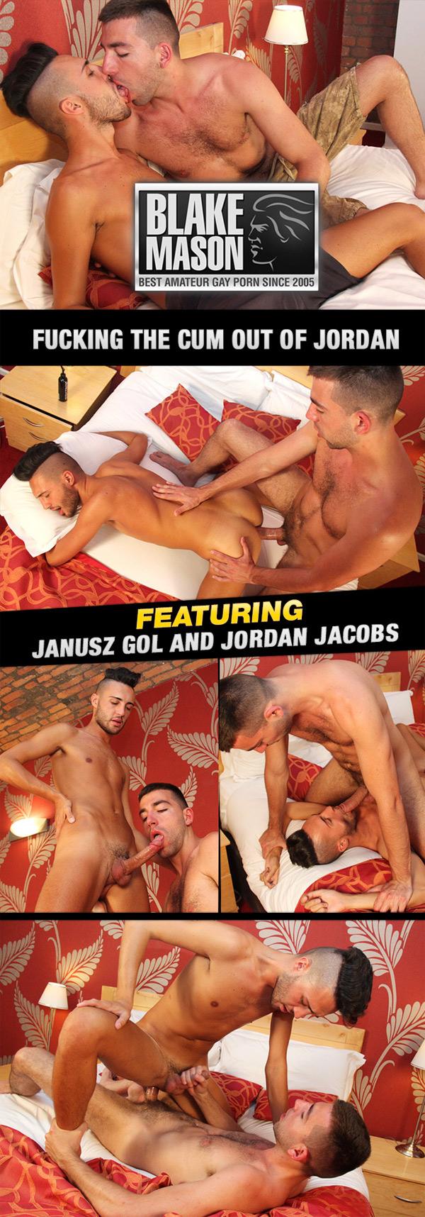 Janusz Gol & Jordan Jacobs at BlakeMason