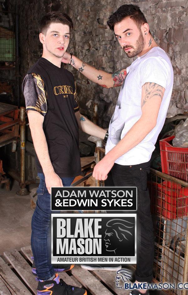 Adam Watson And Edwin Sykes at BlakeMason