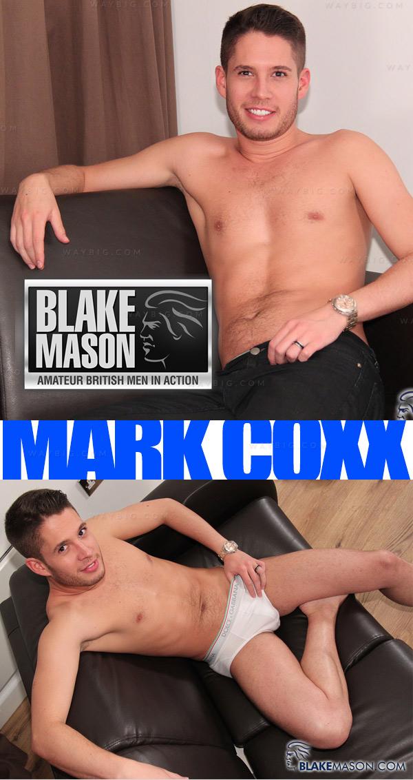 Mark Coxx (Introducing Cute Portugese Mark) at BlakeMason