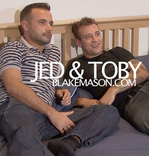 Jed and Toby  at BlakeMason