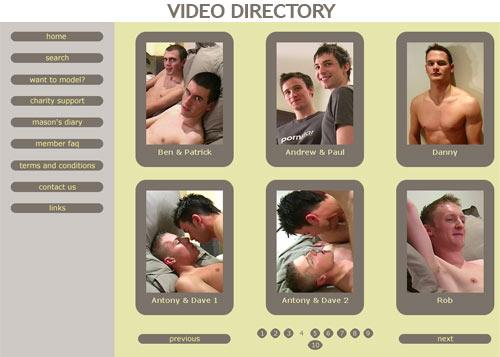 BlakeMason: Film Directory