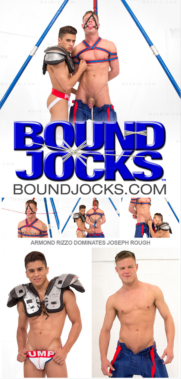 Armond Rizzo Dominates Joseph Rough at BoundJocks.com