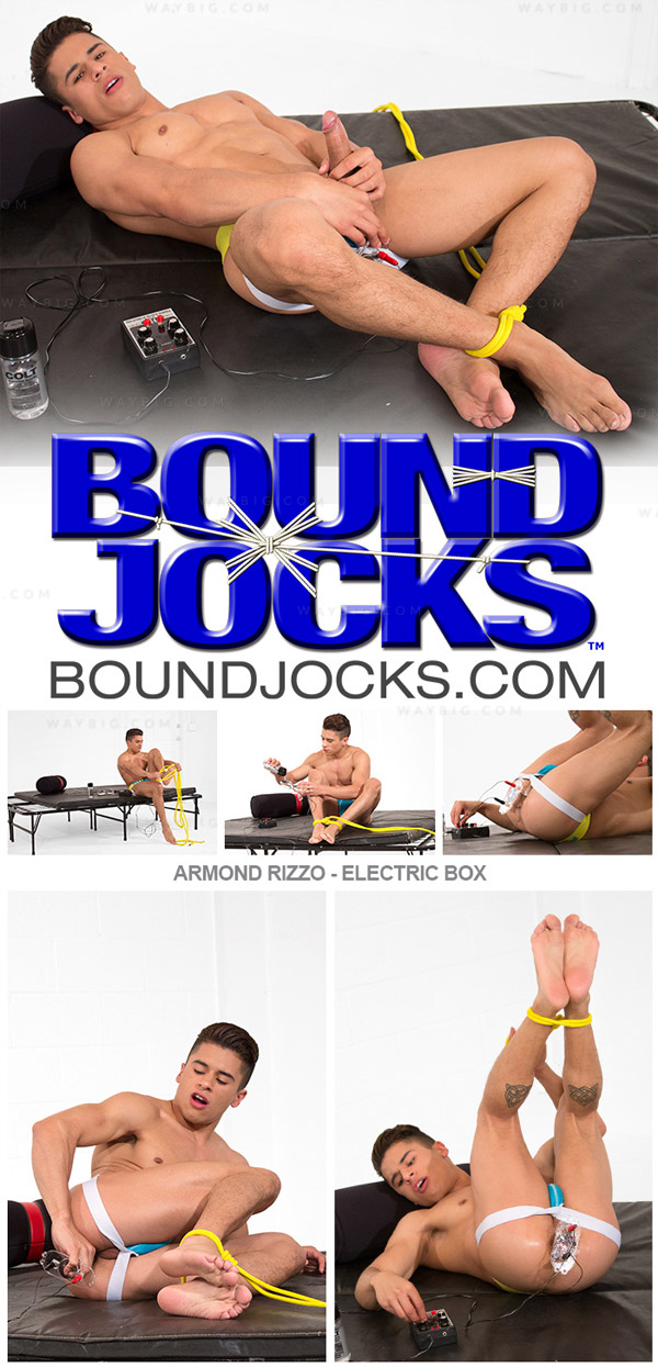 Armond Rizzo (Electric Box) at BoundJocks.com