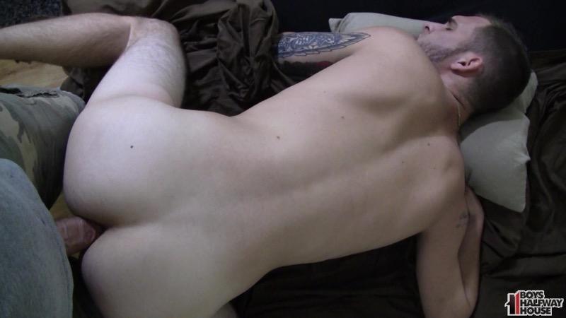 Incident #149 (Bareback Slut Training) at Boys Halfway House