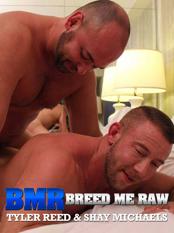 Tyler Reed & Shay Michaels (Return) (Bareback) at BreedMeRaw.com