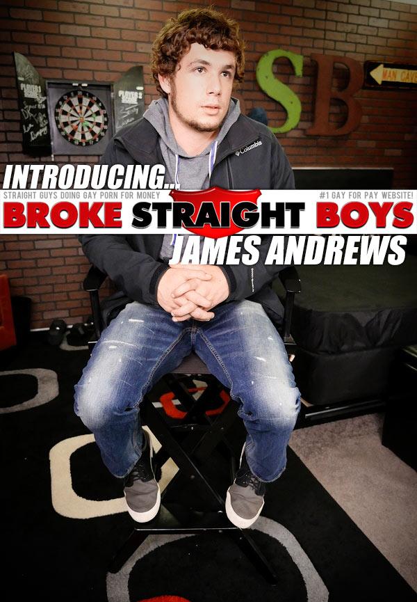 James Andrews at Broke Straight Boys