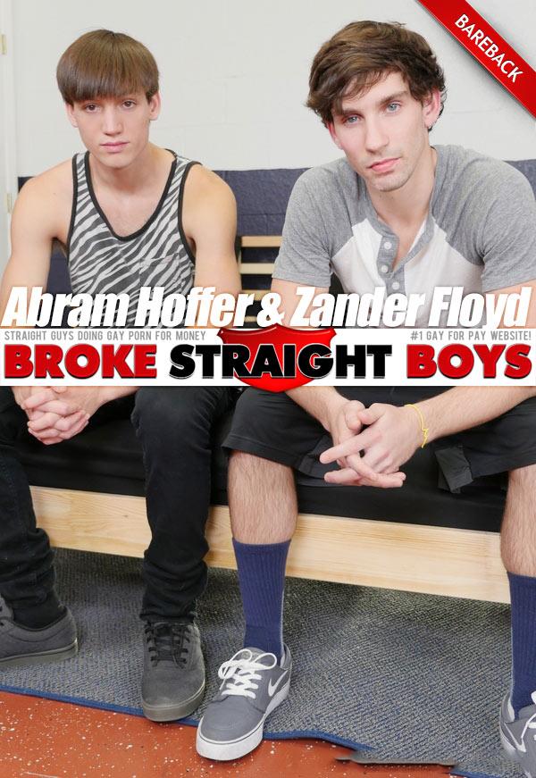 Abram Hoffer & Zander Floyd at Broke Straight Boys