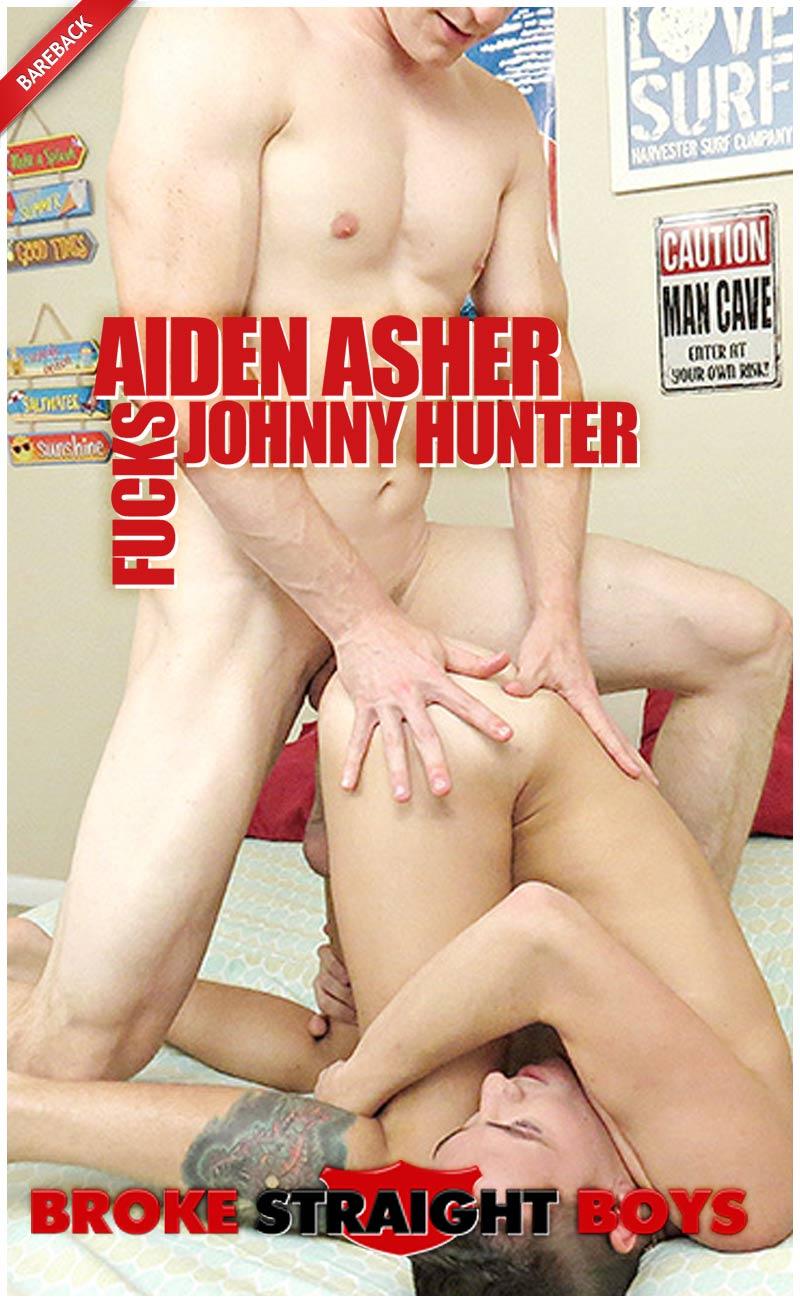 Aiden Asher Fucks Johnny Hunter in