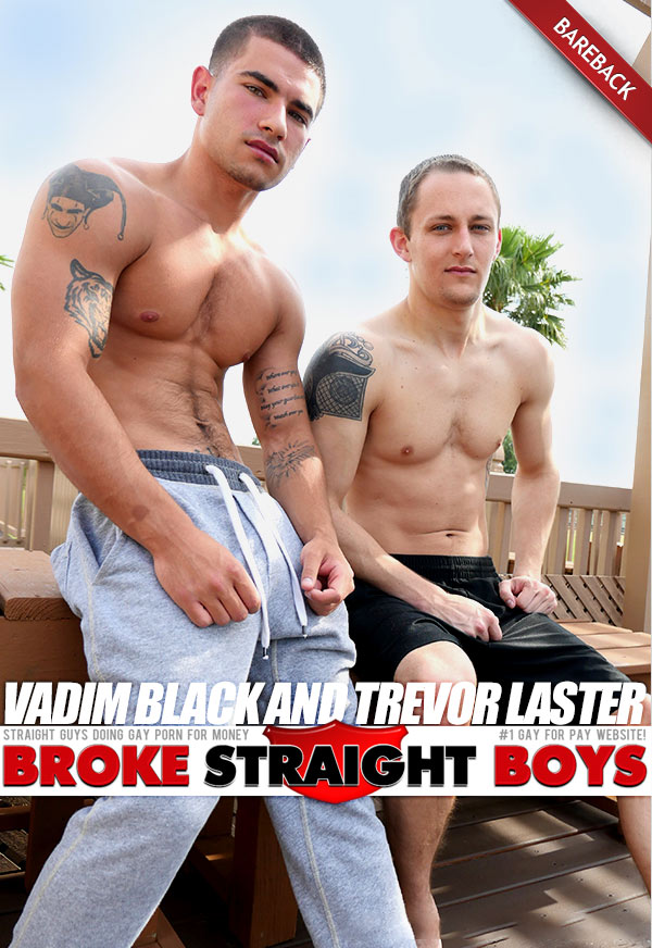 Vadim Black & Trevor Laster at Broke Straight Boys