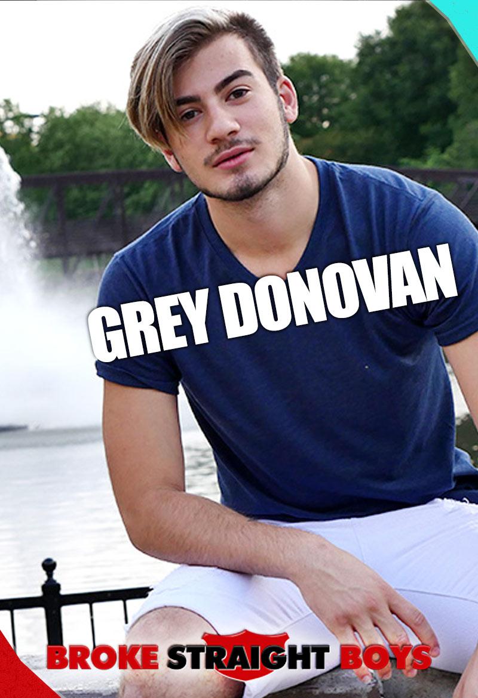 Grey Donovan at Broke Straight Boys