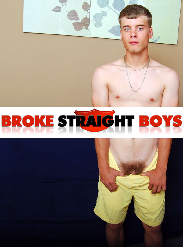 Jack at Broke Straight Boys