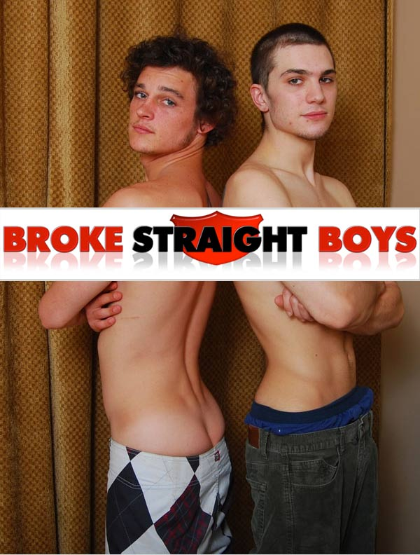 Rocco & Bobby at Broke Straight Boys