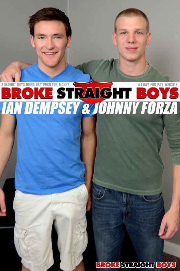 Johnny Forza & Ian Dempsey at Broke Straight Boys