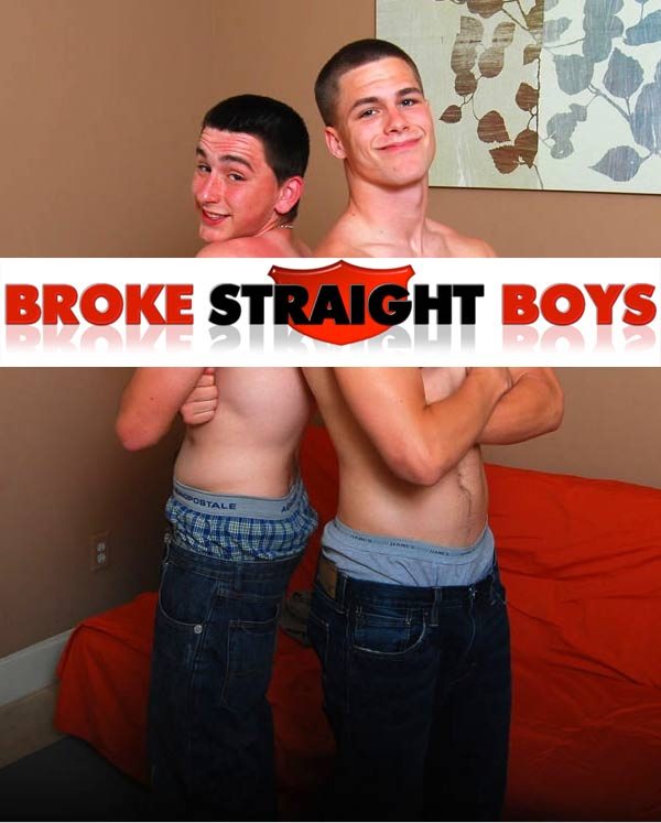 Jimmy & Boston at Broke Straight Boys