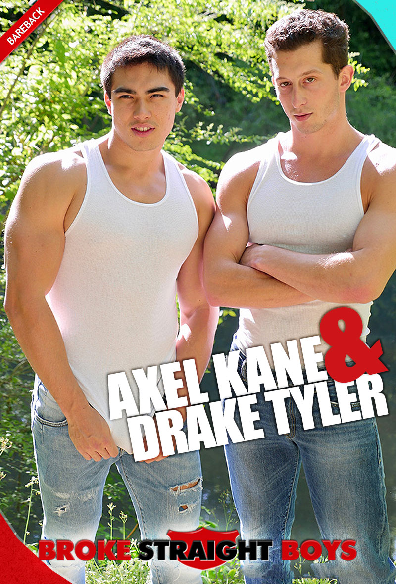 Axel Kane Fucks Drake Tyler at Broke Straight Boys