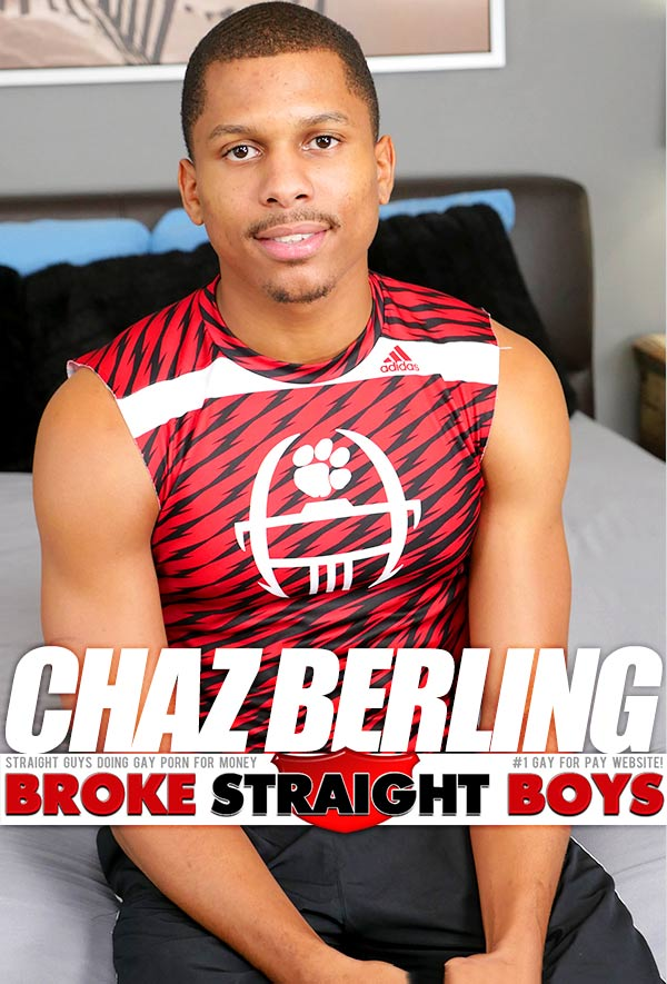 Chaz Berling (Solo) at Broke Straight Boys