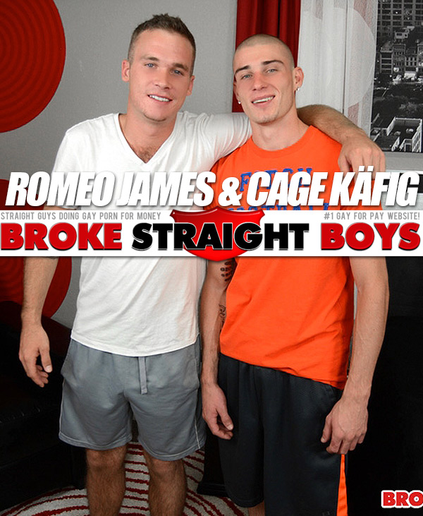 Cage Käfig & Romeo James at Broke Straight Boys