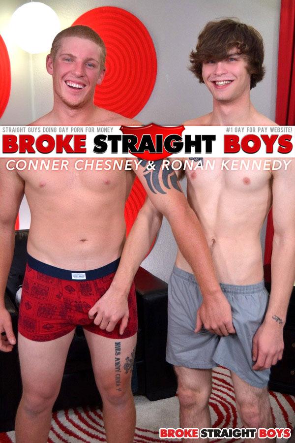 Conner Chesney & Ronan Kennedy at Broke Straight Boys