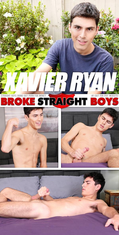 Xavier Ryan at Broke Straight Boys