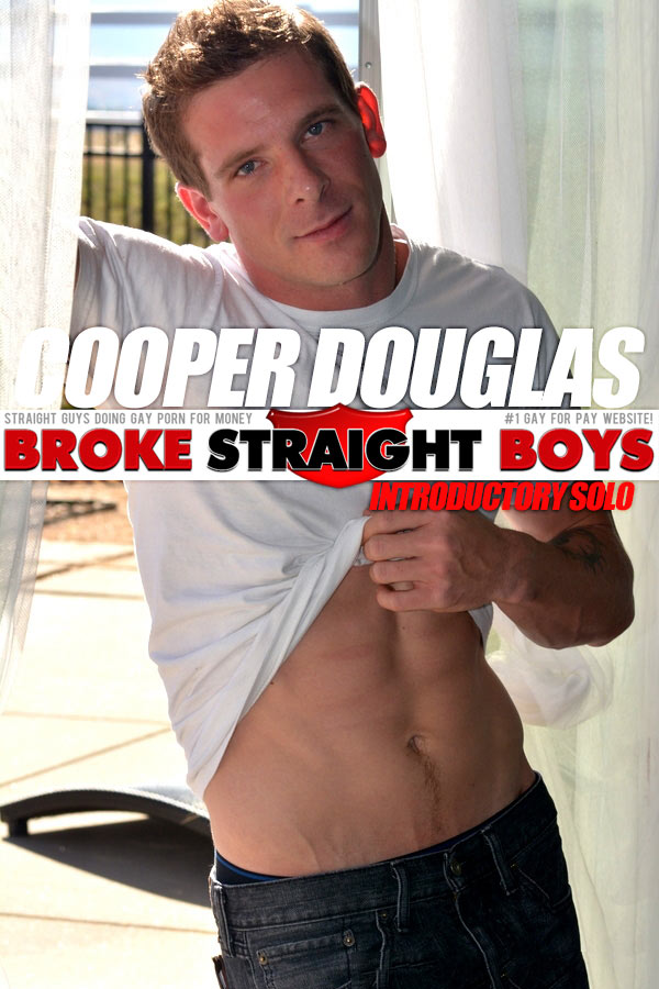 Cooper Douglas (Introductory Solo) at Broke Straight Boys