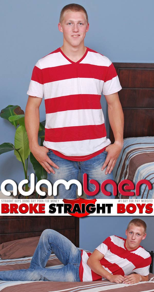 Adam Baer (Solo) at Broke Straight Boys